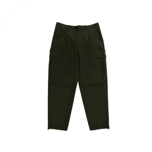 Monobi Pantaloni Uomo Militare 10568112