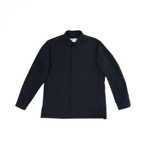 Monobi Camicie Uomo Blu 10569112