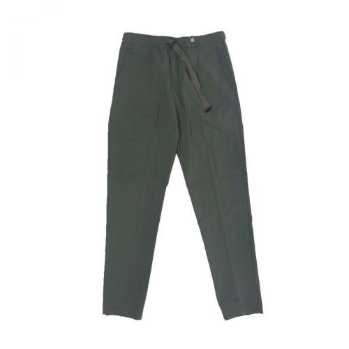 Myths Pantaloni Uomo Verde 21M16L67