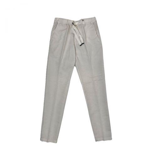 Myths Pantaloni Uomo Latte 21M16L79