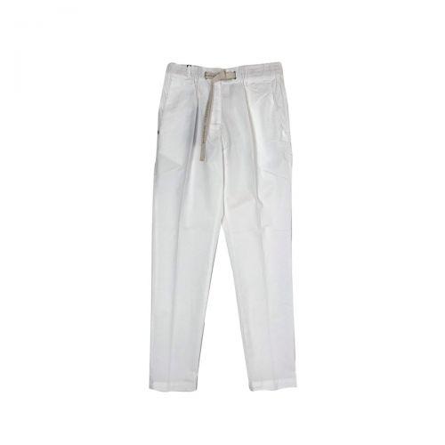 White Sand Pantaloni Donna Bianco 21SD6117