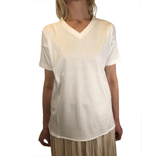 Anne Claire T-shirt Donna Bianco 556A2403