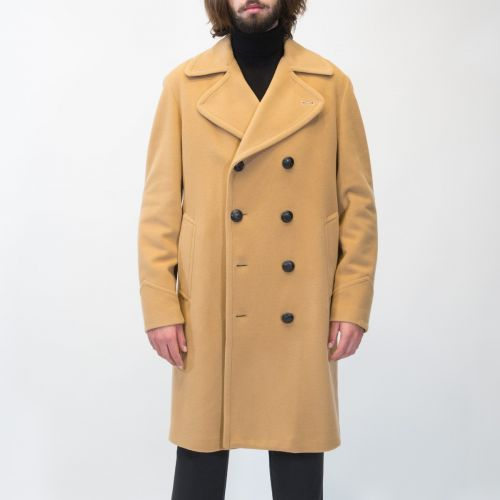 Cappotto Uomo Cammello PUACHIVEL