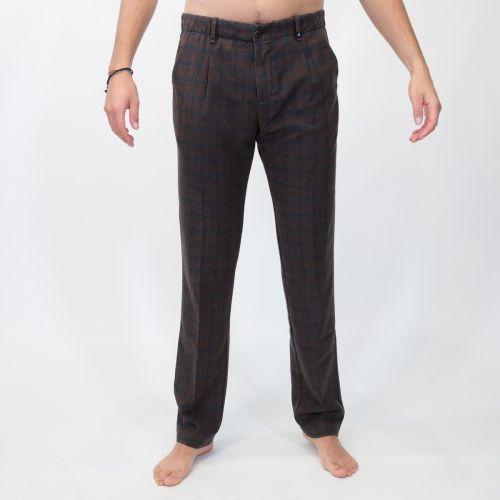 Myths Pantaloni Uomo Marrone 20WM09L104