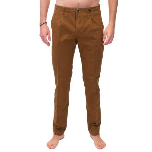 Myths Pantaloni Uomo Marrone 20WM09L302