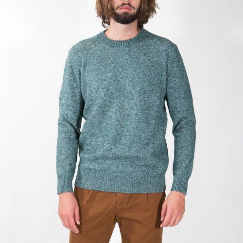 Maglieria Uomo Verde 111701