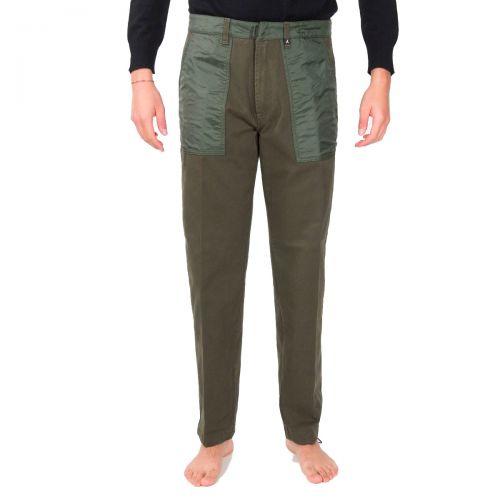 Myths Pantaloni Uomo Militare 20WM05L302PAT