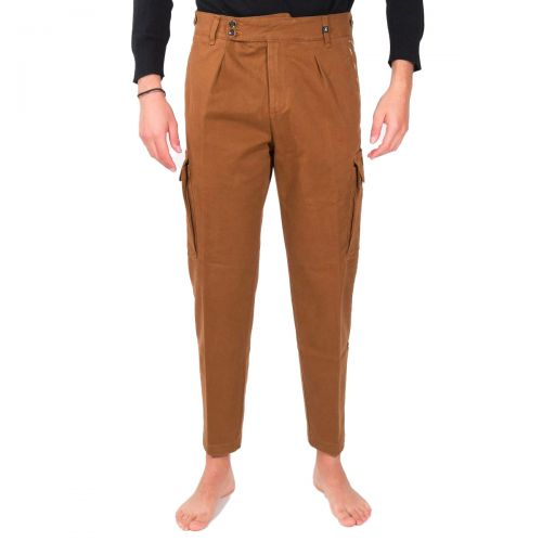 Myths Pantaloni Uomo Marrone 20WM15L302