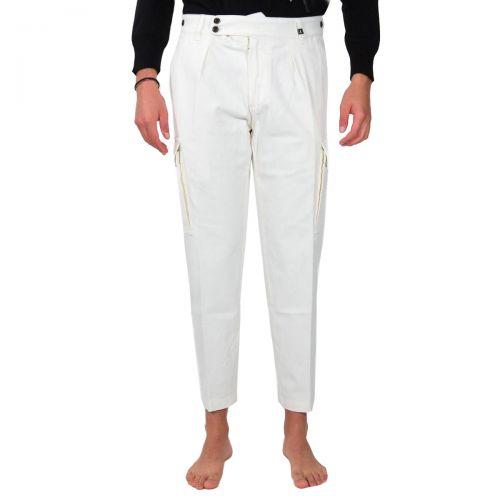 Myths Pantaloni Uomo Avorio 20WM15L302