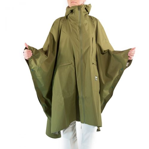 Nyky Srl Oof Giaccone Donna Militare OFJA9890