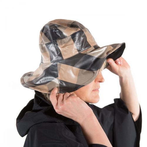 Nyky Srl Oof Cappelli Donna Check OFAC3014
