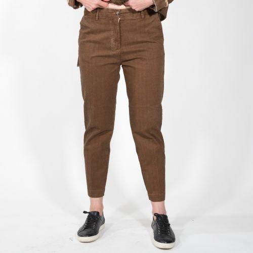 Pantaloni Donna Beige 20WD0744