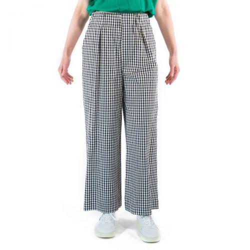 Solotre Pantaloni Donna Blu M11030