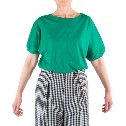 Solotre T-shirt Donna Smeraldo M11132