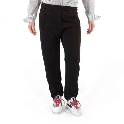 8 Pm Pantaloni Donna Nero D8PM11P153