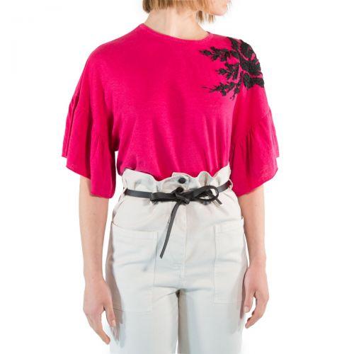 8 Pm T-shirt Donna Corallo D8PM11M147
