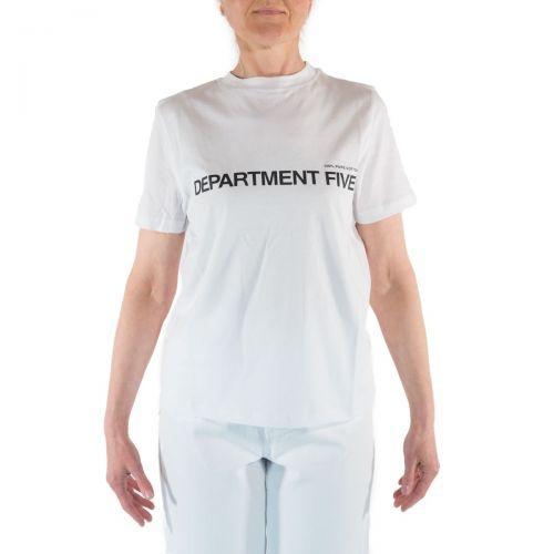 Department 5 T-shirt Donna Bianco DT5012JF0001