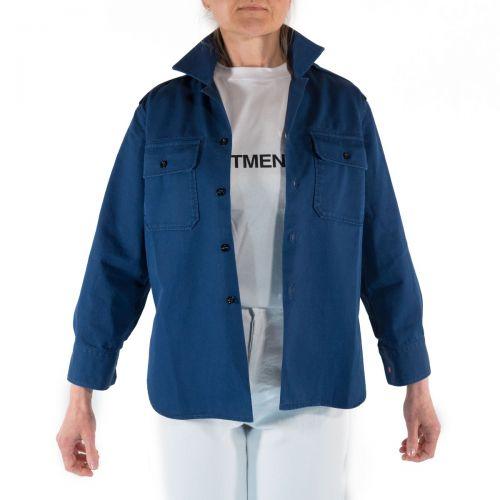 Department 5 Camicie Donna Blu Marine DS0032TF0017