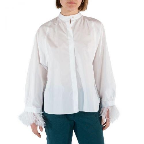 Le Sarte Pettegole Camicie Donna Bianco 4DR8WUZ