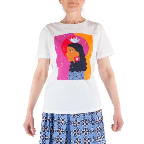 Niu' T-shirt Donna Fantasia 597J03
