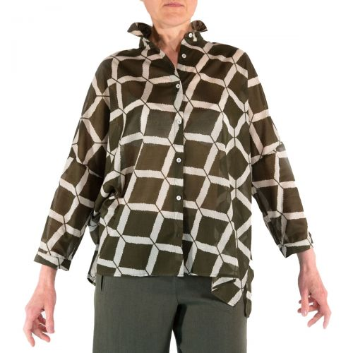 Niu' Camicie Donna Fantasia 604T56
