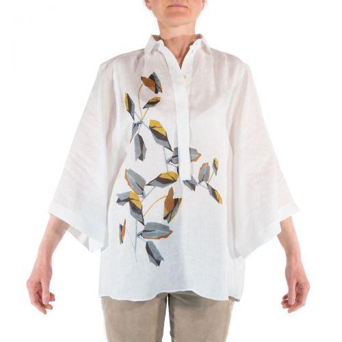 Le Sarte Pettegole Camicie Donna Bianco 4YGNWUW