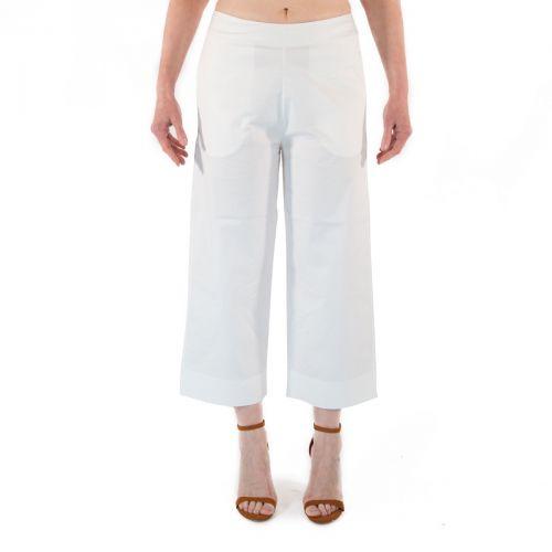 Alpha Pantaloni Donna Bianco AD5950Q