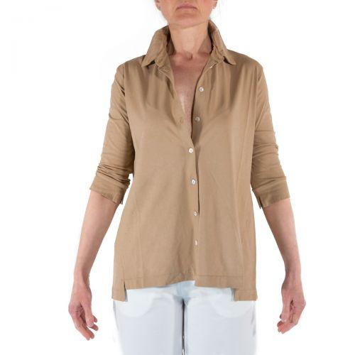Alpha Camicie Donna Beige AD5925L