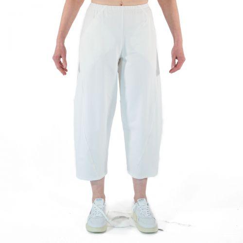Corinna Caon Pantaloni Donna Bianco 211305F0