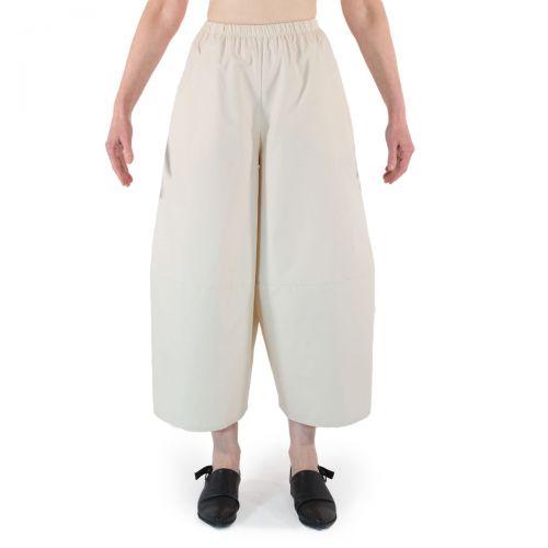 Corinna Caon Pantaloni Donna Burro 21131120