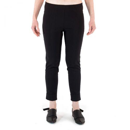 Corinna Caon Pantaloni Donna Nero 211301B0