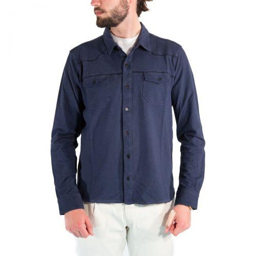 Roberto Collina Camicie Uomo Blu RE62005