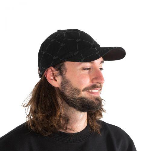 Lacoste Cappelli Uomo Nero RK9008