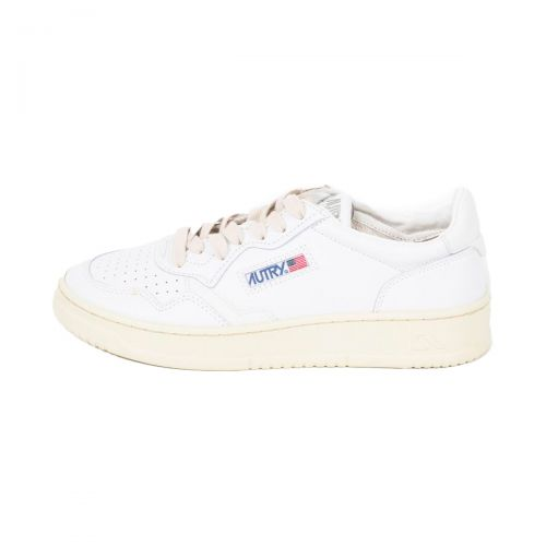 Calzature Uomo Autry Action Shoes Bianco A10EAULMLL15
