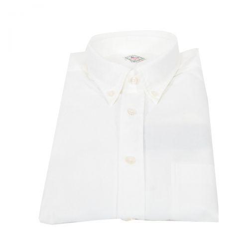 Xacus Camicie Uomo Bianco 421ML11285