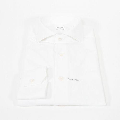 Camicie Uomo Bianco 558AC11460