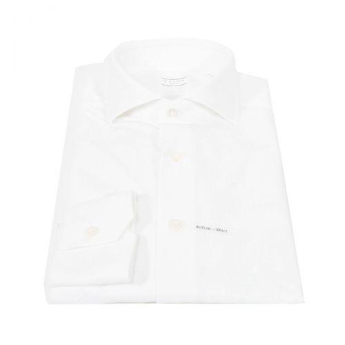 Xacus Camicie Uomo Bianco 558AC11460