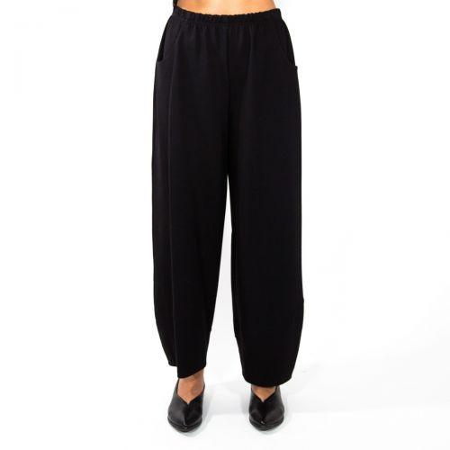 Pantaloni Donna Nero 203310P0
