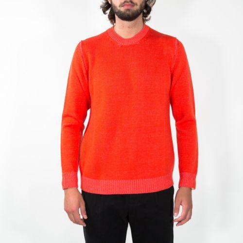 Maglieria Uomo Corallo RD03001