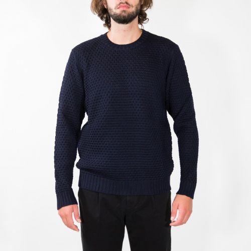 Maglieria Uomo Blu RD02401