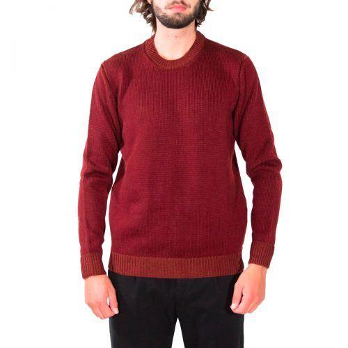 Maglieria Uomo Rosso RD03001