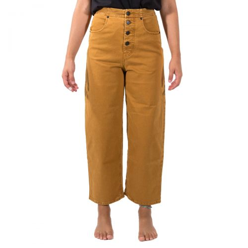 Department 5 Pantaloni Donna Giallo D21P78T2101