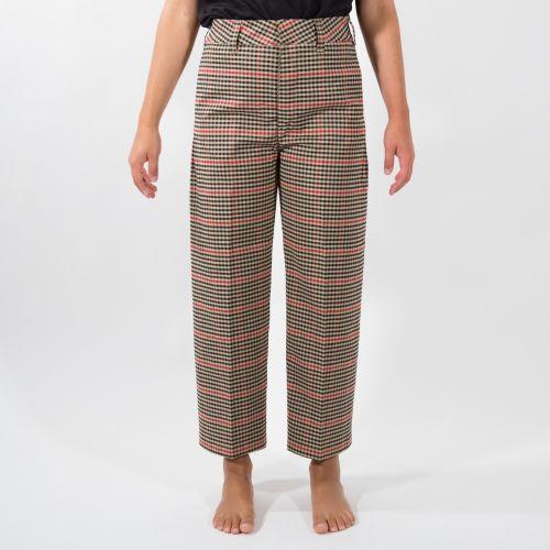 Pantaloni Donna Beige D21P51F2113