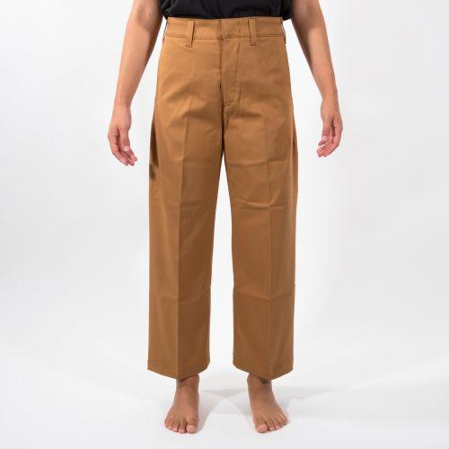 Pantaloni Donna Cammello D21P51F2131