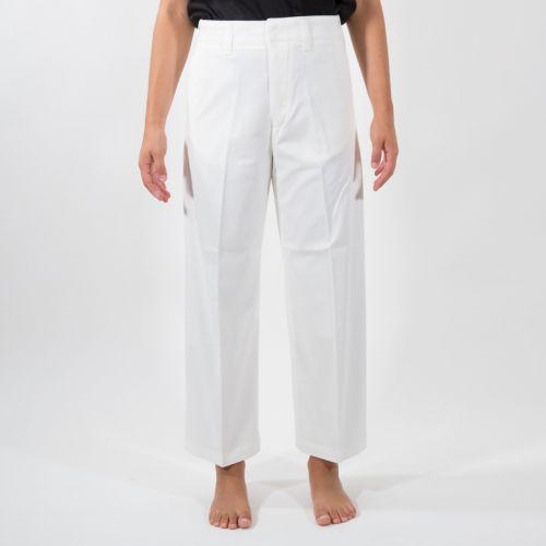 Pantaloni Donna Latte D21P51F2131