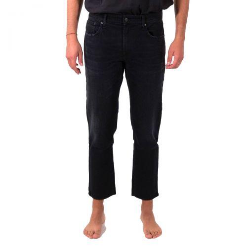 Pantaloni Uomo Nero U21D12D2113