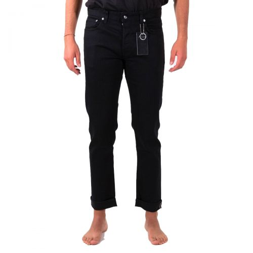 Jeans Uomo Department 5 Nero U20D02D2020