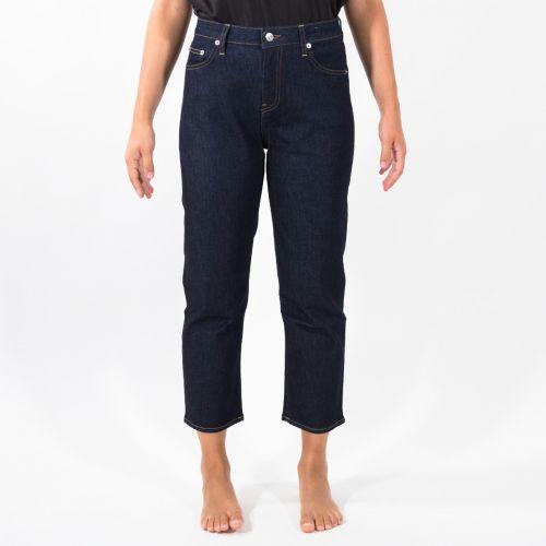 Pantaloni Donna Blu D21D74D2108