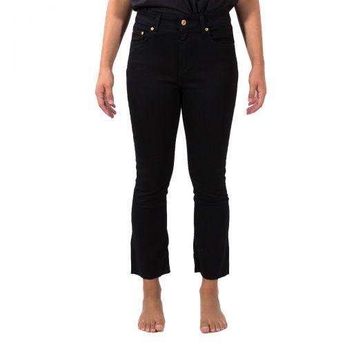 Department 5 Jeans Donna Nero D00D63D0012