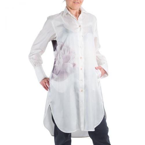 Le Sarte Pettegole Camicie Donna Bianco 4YGIWQ8